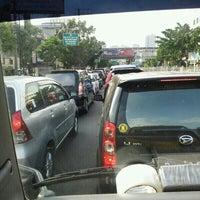 Photo taken at Jalan Mampang Prapatan Raya by Caisar P. on 8/1/2013