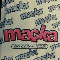 Photo taken at Maçka Çorba by Okan Ç. on 12/21/2012