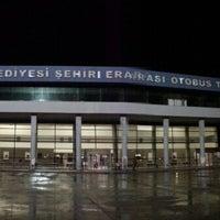 Photo taken at Yalova Şehirler Arası Otobüs Terminali by Okan Ç. on 12/11/2012