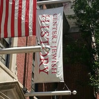 Photo taken at Center for Jewish History by Bob K. on 6/22/2014