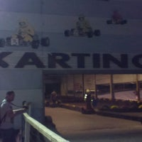 Photo taken at Goodwill Karting by Jeroen V. on 7/13/2013