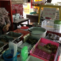 Photo taken at ร้านเรือนทองมังสวิรัติ by Patchara K. on 8/17/2013