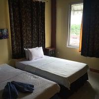 Photo taken at Sri-Trang Hotel by Patchara K. on 5/28/2014