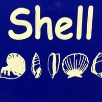 Photo taken at Sea Shell City by Steve D. on 8/14/2013