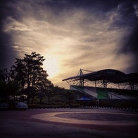 Photo taken at Sepang International Circuit (SIC) by Chee Leong (. on 6/15/2013