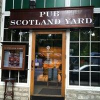 Photo taken at Scotland Yard by Anastasia S. on 9/15/2012