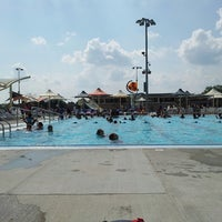 Photo taken at The Bay Aquatics Center by Gary M. on 8/24/2013