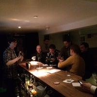 Photo taken at Bramble Bar by Максим Ф. on 11/18/2014