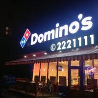 Photo taken at Domino's Pizza by Denis B. on 7/18/2013