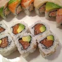 Photo taken at Miyabi Sushi by Eric P. on 9/12/2013