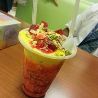 Photo taken at Tropical Juices & Ice Cream by Afifa A. on 11/15/2012