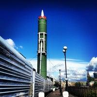 Снимок сделан в Центральный музей Октябрьской железной дороги пользователем Konstantin B. 7/19/2013