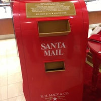 Photo taken at Macy's by Ana M. on 12/10/2013