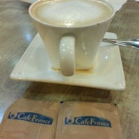Photo taken at CafeFrance by Erwin M. on 10/26/2012