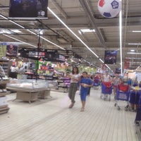 Photo taken at Carrefour by Bagh66 on 6/15/2016