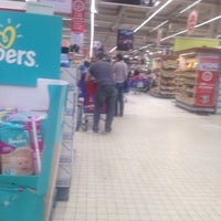 Photo taken at Carrefour by Bagh66 on 6/2/2016
