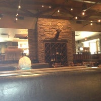 Photo taken at Firebirds Wood Fired Grill by Barbie B. on 3/13/2013