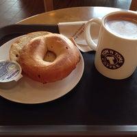 Photo taken at TOM N TOMS COFFEE by Minsoo K. on 12/30/2013