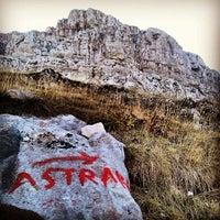 Photo taken at Astraka Summit by Spiros V. on 10/26/2013