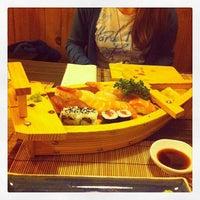 Photo taken at Senbatsuru by Irene S. on 2/2/2014