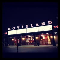 Photo taken at Bow Tie Movieland at Boulevard Square by John I. on 10/7/2012