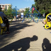 Photo taken at Plaza Las Lilas by user1 on 3/17/2013