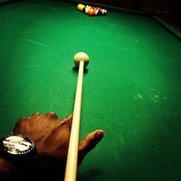 Photo taken at Garage Billiards by Erik L. on 7/8/2013