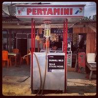 Photo taken at Jl. Hang Tuah by Drevi P. on 1/28/2014