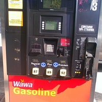 Photo taken at Wawa by Andrew J. on 9/22/2012