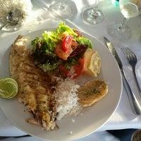 Foto tirada no(a) Rincón Restaurante por Aline C. em 5/30/2015