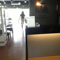 Photo taken at HML Salon Thonglor @The Grass Project by Pattie C. on 9/1/2013