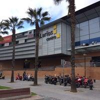 Photo taken at C.C. Larios Centro by Leico I. on 2/1/2014
