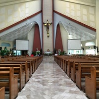 Photo taken at Chapel of St. Benedict by Cj C. on 3/24/2016