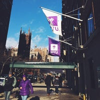 Foto tomada en NYU Rubin Residence Hall por William C. el 12/23/2013