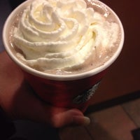 Photo taken at Starbucks by moon on 11/22/2014