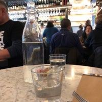 ... Photo taken at Evelina Restaurant by Sam H. on 1/1/2018 ...