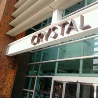 Photo taken at Shopping Crystal by Reginaldo C. on 9/28/2012