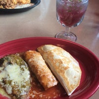 Photo taken at El Charro Mexican Grill by Brittany B. on 5/1/2015