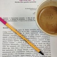 Photo taken at Academia Brasileira de Direito Constitucional by Mari Z. on 9/4/2013
