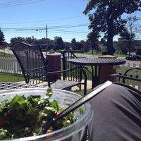 Photo taken at Halfmoon Creative Salads by Matthew R. on 9/24/2013