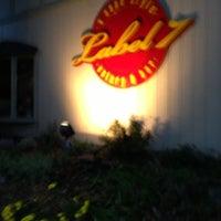 Photo taken at Label 7 by Matthew R. on 10/11/2012
