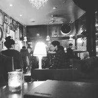 Photo taken at Cafe Sasso by Matthew R. on 3/15/2016