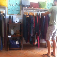 Photo taken at Eticando | The Eco Shop by Roberto M. on 10/3/2013