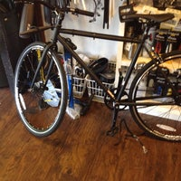 Photo taken at B's Bikes by Audrey T. on 6/1/2014