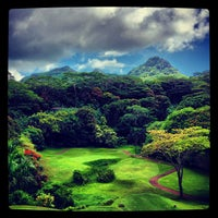Photo taken at Royal Hawaiian Golf Club by Eiríkr J. W. on 5/4/2013