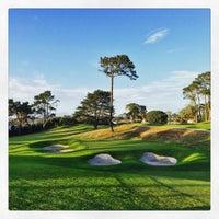 Photo taken at Lake Merced Golf Club by Eiríkr J. W. on 11/16/2015