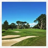 Photo taken at Lake Merced Golf Club by Eiríkr J. W. on 12/21/2015