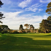 Photo taken at Lake Merced Golf Club by Eiríkr J. W. on 11/26/2015