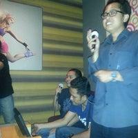 Photo taken at NAV Karaoke Keluarga by Putri R. on 1/24/2014