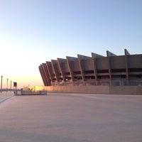 Foto tirada no(a) Estádio Governador Magalhães Pinto (Mineirão) por Alexandre S. em 5/10/2013